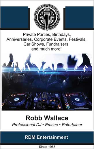 DJ and Entertainment Services