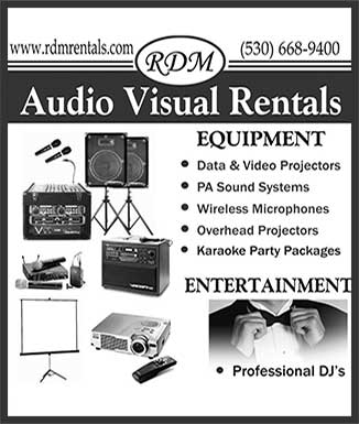 RDM Entertainment & Audio Visual Rentals